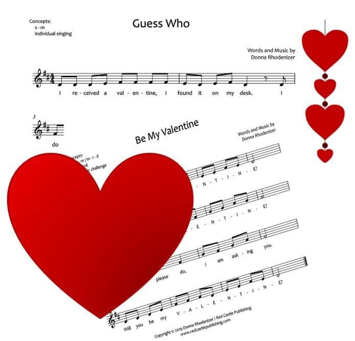 2 Valentine Songs