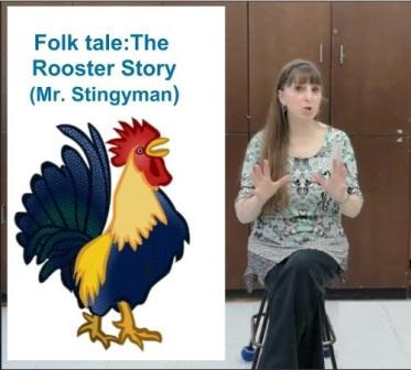 The Rooster Story - Donna Rhodenizer's Camp Song Collection