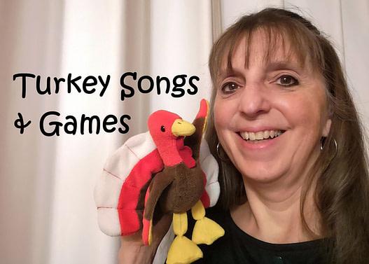 Donna Rhodenizer - 4 Turkey Songs