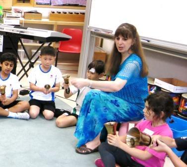 Donna Rhodenizer - compoaser and elementary music specialist