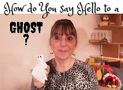 How to Say Hello to a Ghost - Donna Rhodenizer