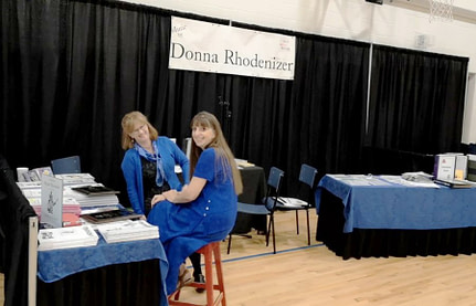 Donna Rhodenizer - Composer and Music Publisher