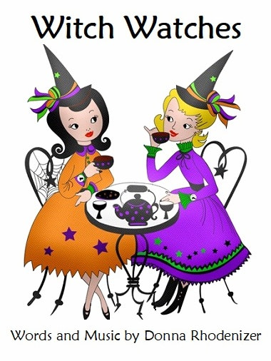 Witch Watches by Donna Rhodenizer