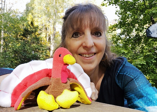 Donna Rhodenizer and Turkey