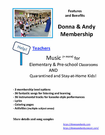 D&A Membership - Teachers - Features and Benefits