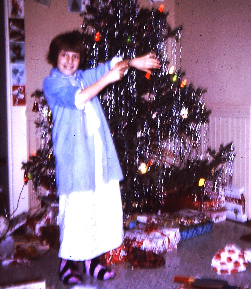 Donna Rhodenizer - Christmas 1969 - new watch