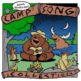 Camp Song Collection - Donna Rhodenizer
