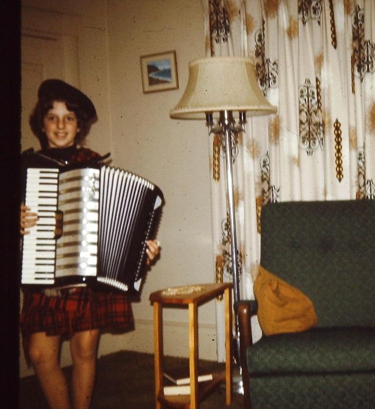Donna Rhodenizer - age 11