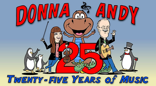 Donna & Andy - Celebrate 25 years