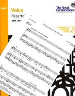 RCM Voice Repertoire - Prep