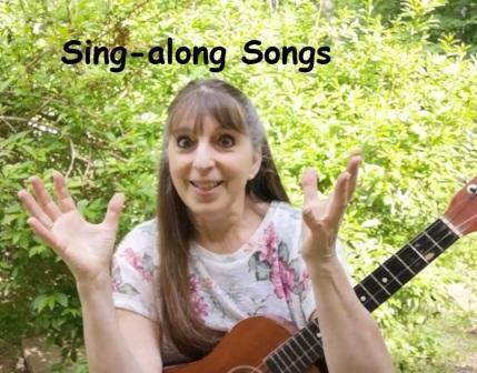 Sing Along Songs - Donna Rhodenizer