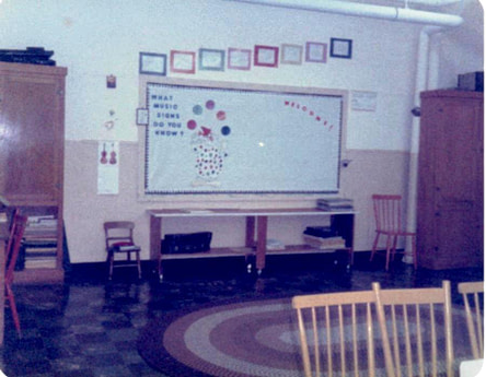 Windsor Elementary School - music classroom -2