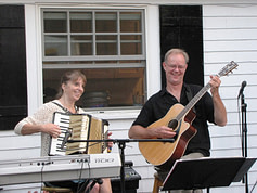 Donna & Andy - Garden Party - Chester NS